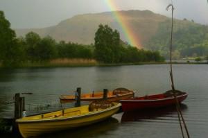 A Momentary Rainbow